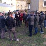 Stretnutie s občanmi Prejednanie možnosti parkovania na ul. CM